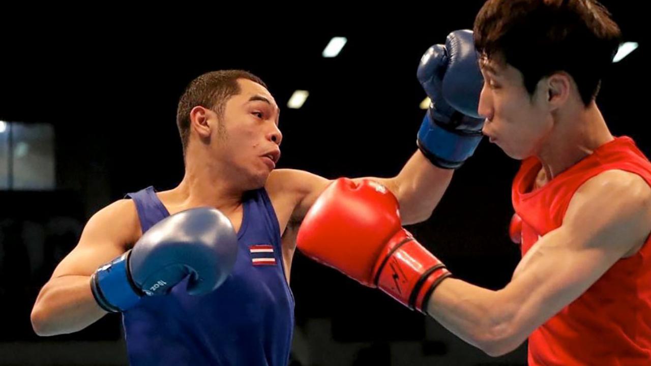 """สุดช็อก """"ธิติสรรค์"""" นักชกความหวังไทย ถอนตัว """"โอลิมปิก 2020"""""""