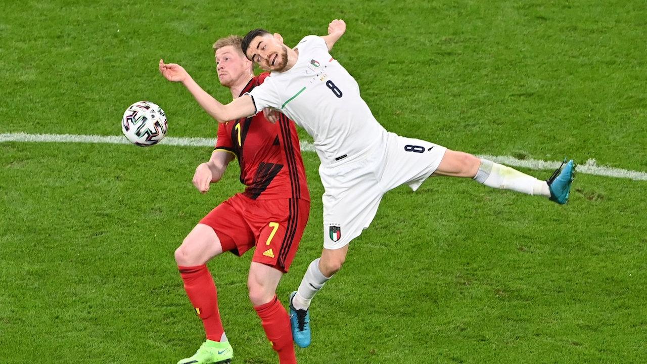 อิตาลี คมกว่า เบียดเฉือน เบลเยียม 2-1 ทะลุรอบรองฯ ยูโร 2020