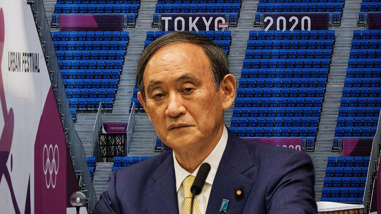 """เสียหายหลายหมื่นล้าน """"โอลิมปิก 2020"""" กระทบหนัก หลังห้ามผู้ชมเข้าสนาม"""